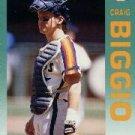 1992 Fleer #426 Craig Biggio