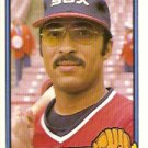 1983 Donruss #616 Jerry Hairston