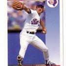 1992 Score #174 Mike Jeffcoat