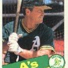 1985 Topps #91 Jeff Burroughs