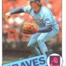1985 Topps #557 Len Barker