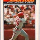 1990 K-Mart #15 Pedro Guerrero