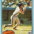 1981 Topps #313 Luis Pujols