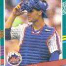 1991 Donruss #641 Todd Hundley