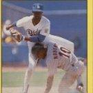 1991 Fleer #201 Alfredo Griffin