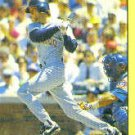 1991 Fleer Update #127 Tim Teufel