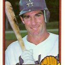 1983 Donruss #488 Steve Garvey