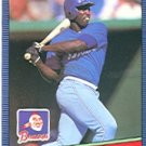 1986 Donruss 165 Gerald Perry