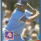 1986 Donruss 618 Chris Chambliss
