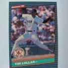 1986 Donruss 620 Tim Lollar