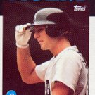 1986 Topps 479 Bob Melvin RC