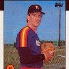 1986 Topps 534 Jeff Calhoun RC