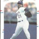1988 Fleer 464 Edwin Correa