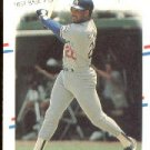 1988 Fleer 527 Franklin Stubbs