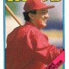 1988 Topps 422 Dave Concepcion