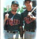 1988 Topps 609 Gary Gaetti/Kent Hrbek TL