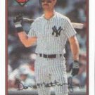 1989 Bowman #176 Don Mattingly
