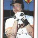 1989 Bowman #474 Kevin Mitchell