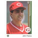 1989 Upper Deck 407 John Franco