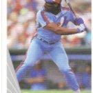 1990 Leaf 212 Tim Raines