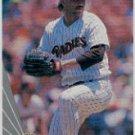 1990 Leaf 418 Mike Dunne