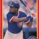 1990 Score 337 Marvell Wynne