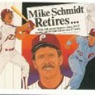 1990 Upper Deck 20 Mike Schmidt Special