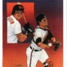 1990 Upper Deck 60B Mickey Tettleton TC/COR (683 Mickey Weston)