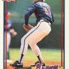 1991 Topps 383 Pete Smith