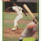 1991 Topps 580 Dave Stewart