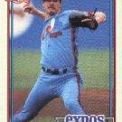 1991 Topps 674A Kevin Gross ERR