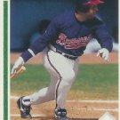 1991 Upper Deck 708 Terry Pendleton