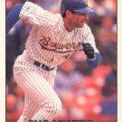 1992 Donruss 51 Paul Molitor