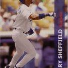 1999 Sports Illustrated #134 Gary Sheffield