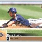 2009 Upper Deck First Edition #168 Ryan Braun