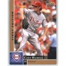 2009 Upper Deck First Edition #233 Cole Hamels
