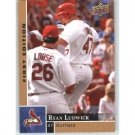 2009 Upper Deck First Edition #271 Ryan Ludwick