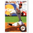 2011 Topps #205 Ty Wigginton