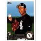 2011 Topps #223 Gregory Infante RC