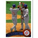 2011 Topps #309 Chicago Cubs TC