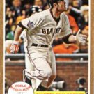 2011 Topps Heritage #232 Giants Win Opener
