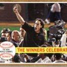 2011 Topps Heritage #237 Winners Celebrate HL