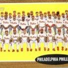 2011 Topps Heritage #294 Philadelphia Phillies