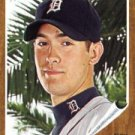 2011 Topps Heritage #366 Rick Porcello