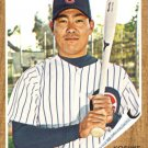 2011 Topps Heritage #47 Kosuke Fukudome
