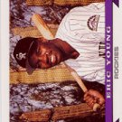 1993 Topps #551 Eric Young