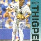 1992 Fleer #99 Bobby Thigpen