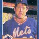 1986 Fleer #94 Doug Sisk