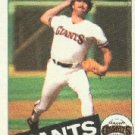 1985 Topps #45 Greg Minton