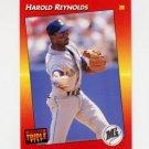 1992 Triple Play #203 Harold Reynolds